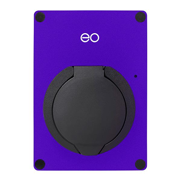 Cargador EO mini lila