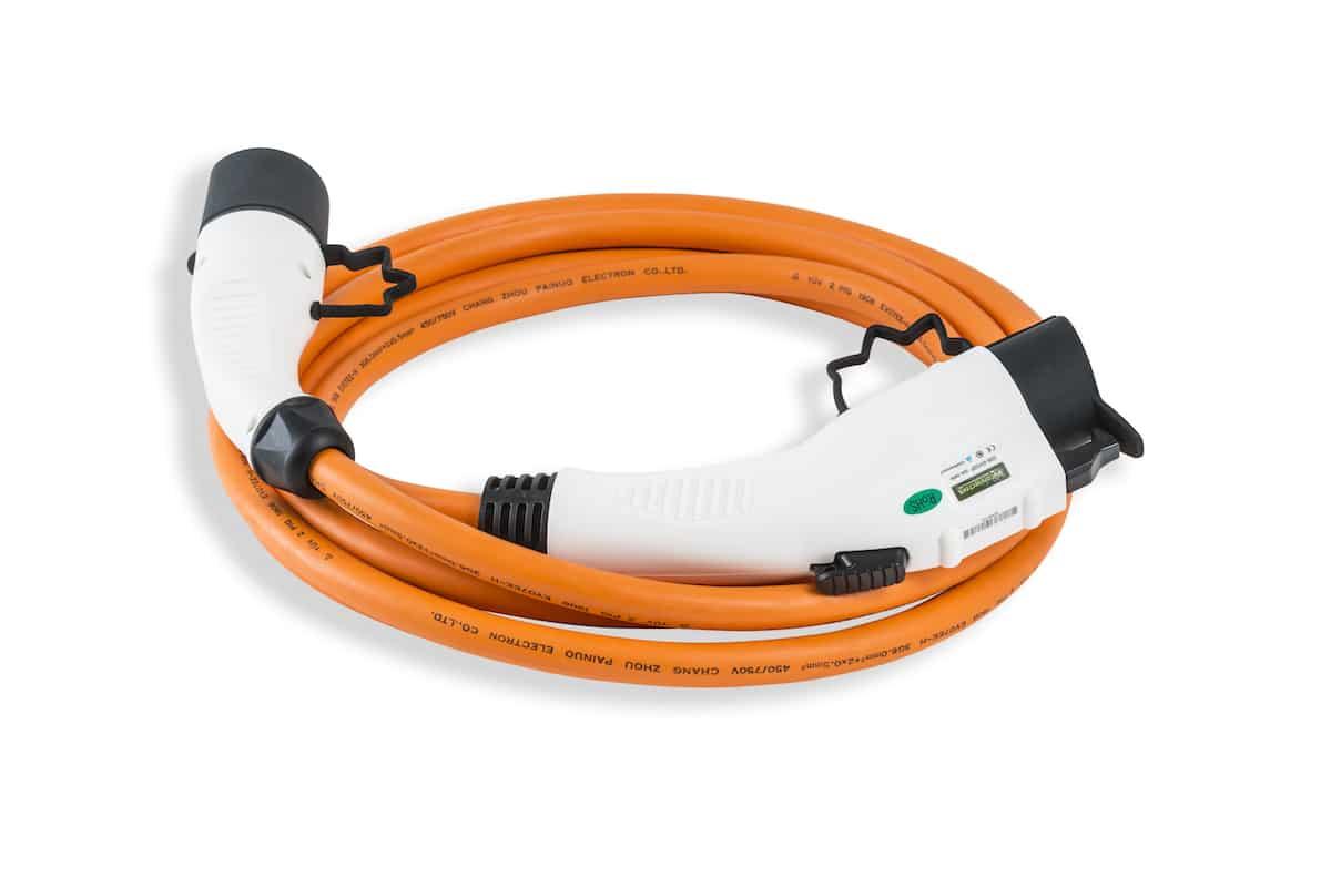 Cable de carga 5m tipo 2 a 2